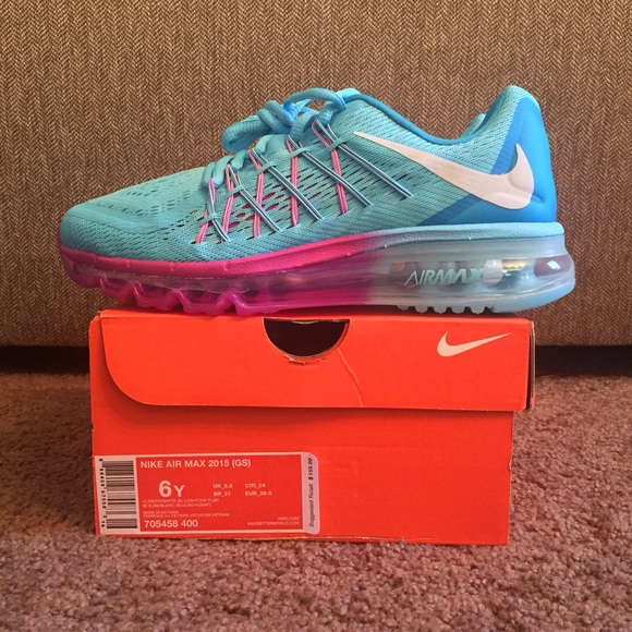 buy popular 61b3e 80945 Nike Air max 2015 womens 8
