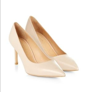 Shoes - Monsoon blush heels