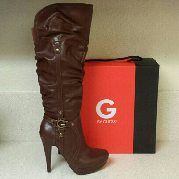 622efcaf499  FINAL MARKDOWN  G by Guess  Darrlin  Heeled Boot