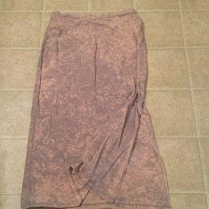 Xhilaration Maxi Skirt - size XL