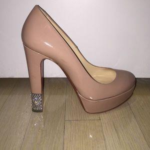 louis vuitton loafers replica - Christian Louboutin platform heels on Poshmark