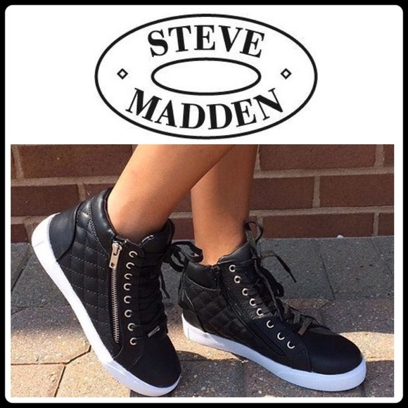 87e7c015a4c STEVE MADDEN DECAF QUILTED SNEAKER