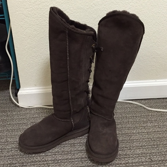 534d91bbe7 Australia Luxe Shoes - Australia luxe collective tall corset winter boots