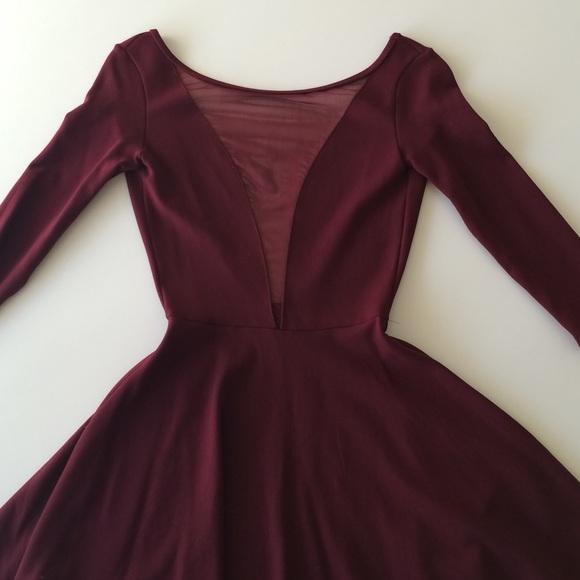 7727455f1f American Apparel Dresses   Skirts - American apparel ponte Gloria v skater  dress
