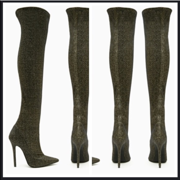 Jeffrey Campbell - Flash Sale!Jeffrey Campbell Kinki thigh high ...