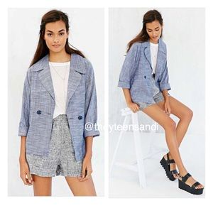 Urban Outfitters X Alice Double Breasted Jacket