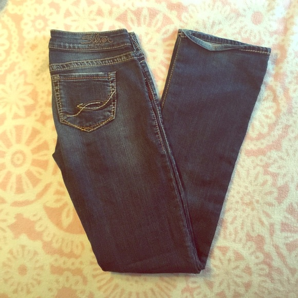 89% off Silver Jeans Denim - Kingston Silver Jeans size 28 from ...