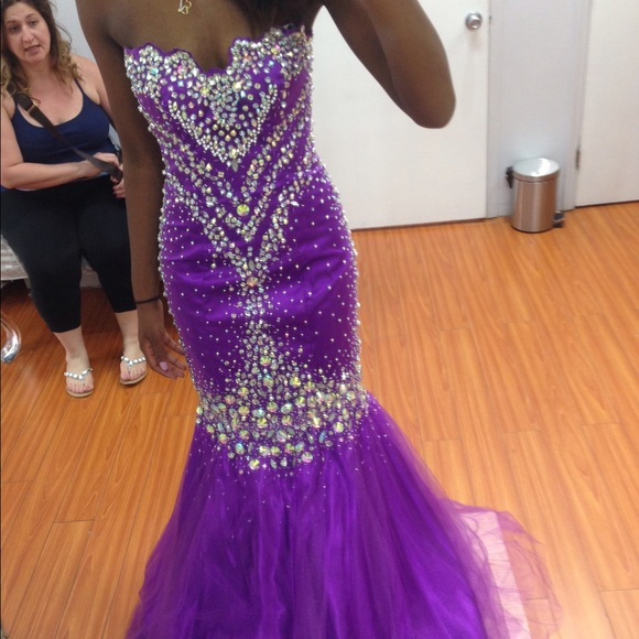 Mermaid Style Evening Gowns