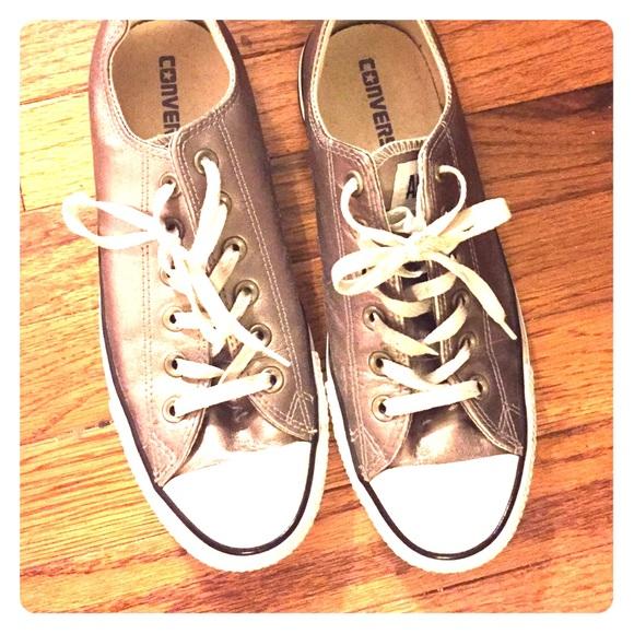 e7913a5a826f Converse Shoes - 🤘🏼Gold converse all stars🤘🏼