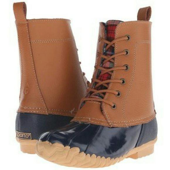 49 sporto shoes sporto duck boots from s