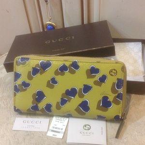 Gucci Shanghai wallet