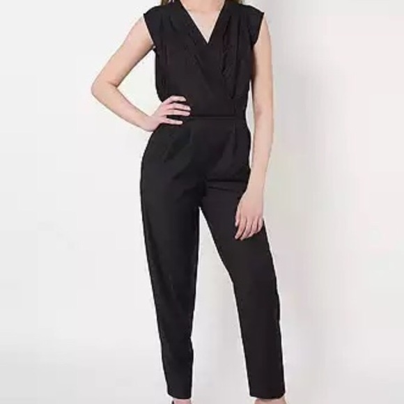 198e195861bc NWT black American Apparel jumpsuit