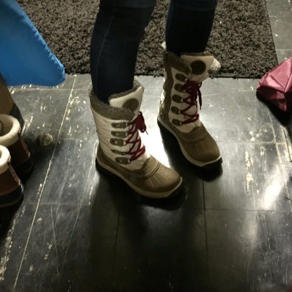 Santana Canada Winter Boots Size