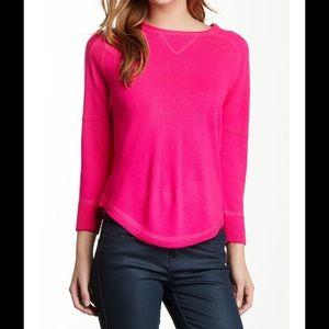 Sweet Romeo Sweaters - Pink acrylic sweater