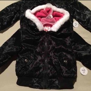 Other - Kids NWT Fleece Lined Winter Jacket 2T