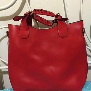 Zara inspired bucket bag