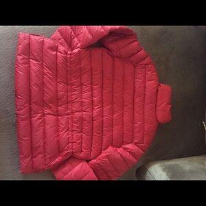 701103b052d8 Ralph Lauren Jackets   Coats - RALPH LAUREN Womens Down Jacket Drawstring  Waist L