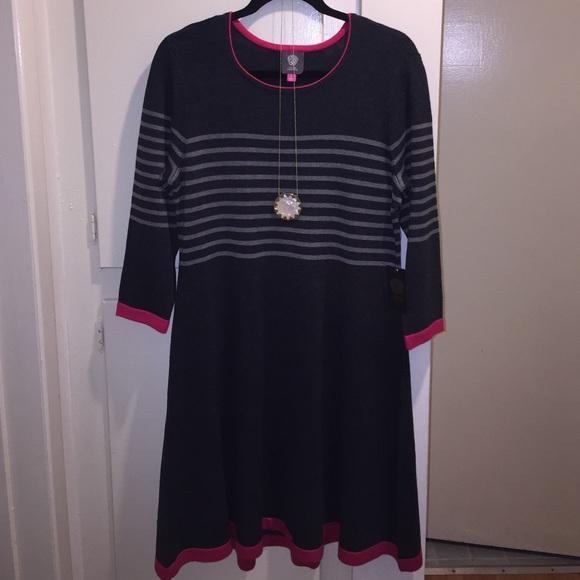 dd50aad25ab NWT Camuto sweater dress