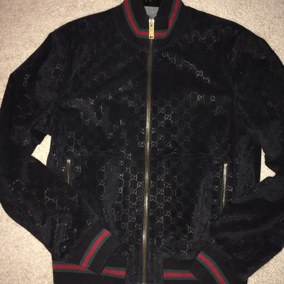 Gucci Other - Mens Authentic Gucci Jacket 71a0a490fc46