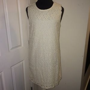 W118 by Walter Baker Dresses & Skirts - W118 by Walter Baker ivory lace dress size small