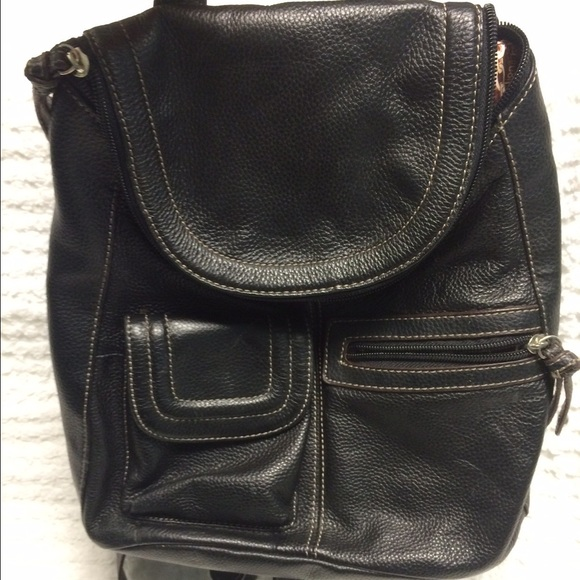 1ff964b525 Tignanello backpack   purse. M 566079a36e3ec20b99006790