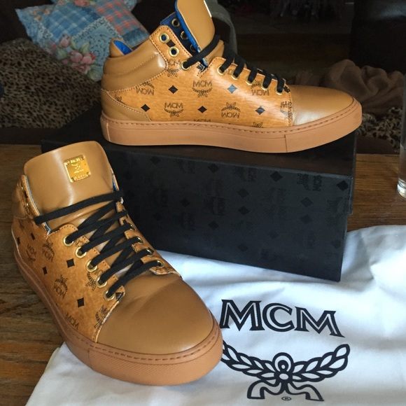 19 mcm shoes mcm brand sneakers from rosie s closet