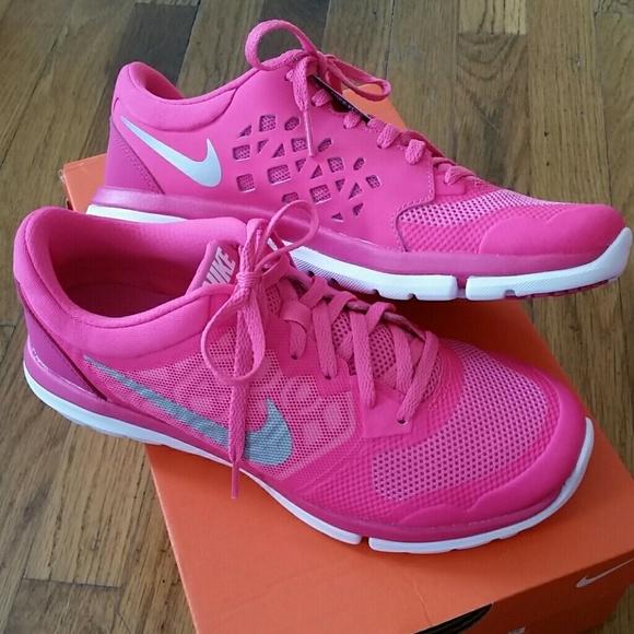 Nike Shoes | New Pink Nike Flex Run 25