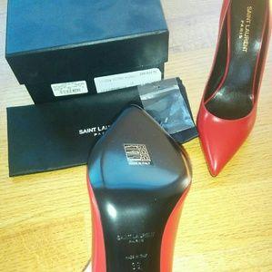57% off Yves Saint Laurent Shoes - *FINAL PRICE CUT* 100 ...