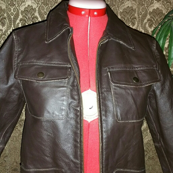 2e10e0f2bc79 Cherokee jackets coats leather jacket kids poshmark jpg 580x580 Cherokee  leather jacket