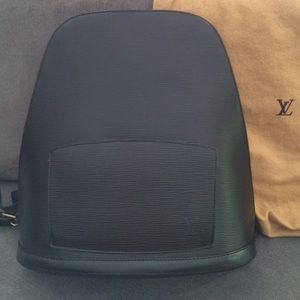 Louis Vuitton Epi Backpack Handbang