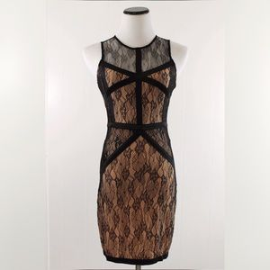 Dresses & Skirts - Lace Bodycon Mini dress