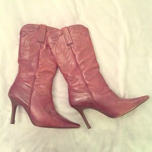 Lucchese Shoes - Charlie One Lucchese 9.5 dress cowgirl boots