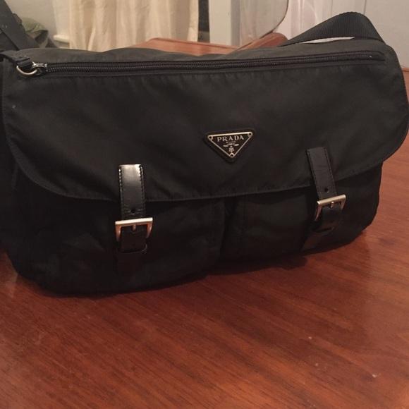 Prada Vela Buckle-Pocket Messenger Bag. M 5689babd44adbacc2008a523 a1018462ca
