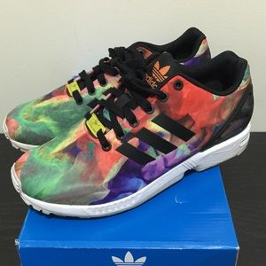 Adidas flux multi color