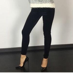 Velvet Black Leggings
