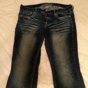 Maurices, original dark jeans