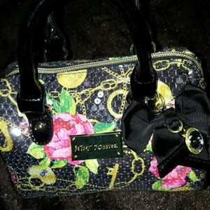 SALEBETSEY JOHNSON CROSSBODY ROSE SEQUIN