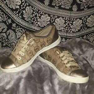 Sold on MercariMichael Kors sneakers