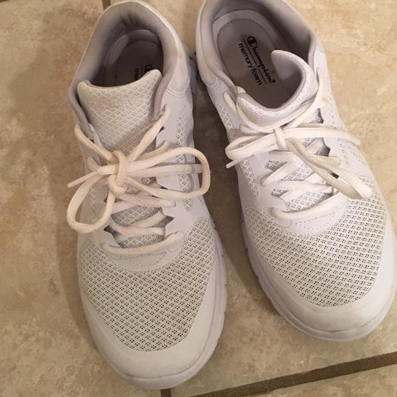 Zapatos Del Campeón De Todos Los Blancos Tbezb