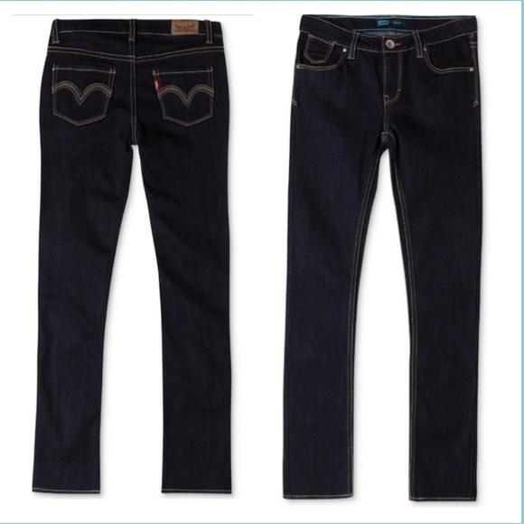 e6811792448 Levi's Bottoms | Girls Levis 613 Skinny Jeans | Poshmark