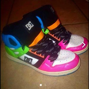 off DC Shoes Mint green high top DC shoes from Maya #2: s a93c cab c