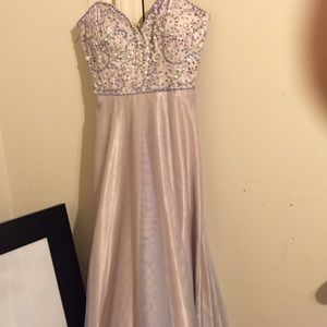 Bellerose Dresses & Skirts - Periwinkle prom dress, super cute! Never worn