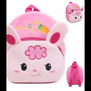 Other - mini soft cartoon character backpack