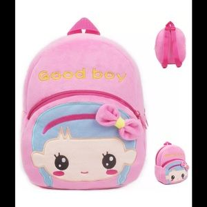 Other - ✅✅mini soft cartoon character backpack