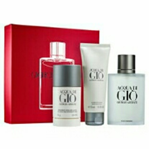 Armani Exchange Other Giorgio Armani Acqua Di Gio Gift Set Poshmark