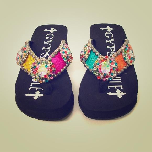 91cb3a4095b gypsy soule flip flops cheap   OFF56% Discounted