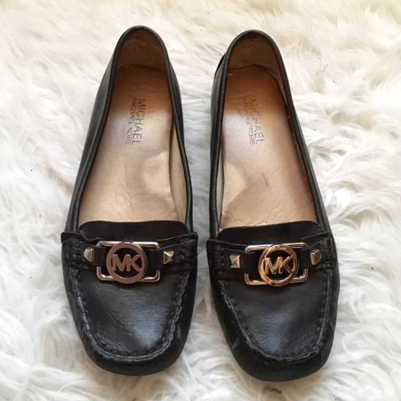 Mk Leather Loafers | Poshmark