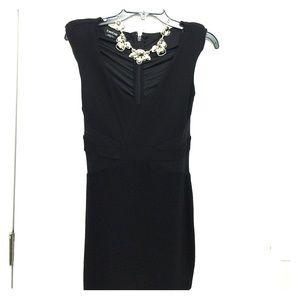 "Bebe ""little black dress"""
