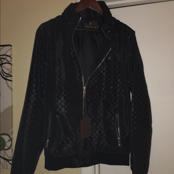 8b89314aebdf Louis Vuitton Jackets   Coats