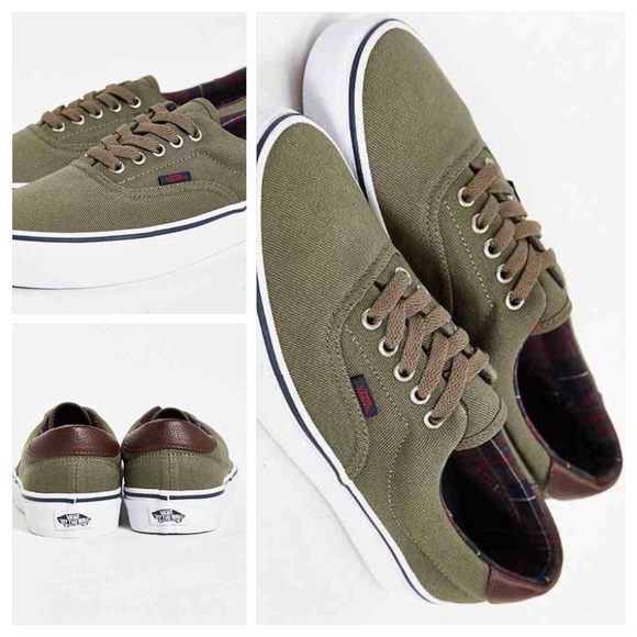 vans era 59 ivy green